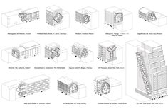 Image 16 of 16 from gallery of 'Live Between Buildings!': New Vision of Loft 2 Competition Entry / Mateusz Mastalski + Ole Robin Storjohann. Courtesy of Mateusz Mastalski and Ole Storjohann Business Innovation, Innovation Design, Robin, Futuristic Home, Urban Fabric, Mind The Gap, Interesting Buildings, Building A House, Competition