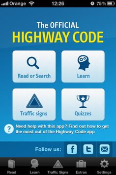Learn To Drive: Highway Code App
