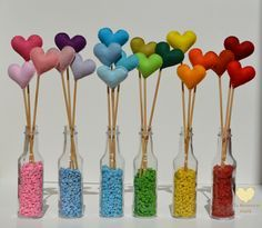 decoração de colorful party - Pesquisa Google