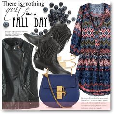 How To Wear Fall Style Outfit Idea 2017 - Fashion Trends Ready To Wear For Plus Size, Curvy Women Over 20, 30, 40, 50