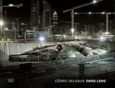 Star Wars par Cédric Delsaux