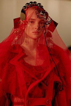 Maison Margiela Artisanal SS17 Couture Paris Dazed