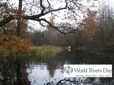 World Rivers Day - what is your favourite river