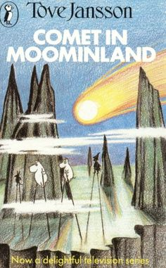 The first Moomin book I read (with this cover!). I thought is was amazing. Read it to my five year old a few months ago and she loved it too.