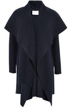 Harris Wharf London Oversized wool coat   NET-A-PORTER