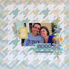 Juliana Michaels for MME #scrapbooking #papercrafting