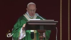 #Pope: One who serves cannot hoard his free time; he has to give up the idea of being the master of his day.