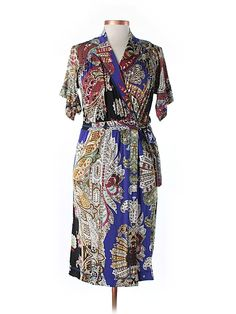 Check it out - Just Cavalli Casual Dress for $64.99 on thredUP!