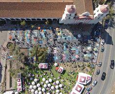 I Madonnari Photos - Santa Barbara News - Edhat