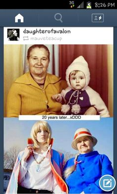 Omg. Cutest Howl's Moving Castle cosplay