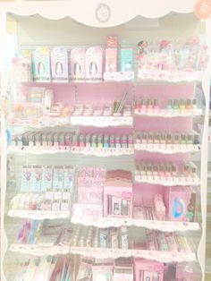 Com ❤ the cutest subscription box japanese aesthetic, pink aesthetic, pastel colors Japanese Aesthetic, Pink Aesthetic, Pastel Pink, Pastel Colors, Kawaii Bedroom, Cute Stationary, Cute Room Decor, Cute School Supplies, Kawaii Shop