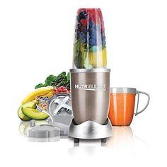 Kitchen Appliances - Briscoes - NutriBullet Pro 9 piece 900 Watt