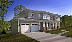Stanley Martin Custom Homes | Corcoran Model