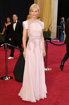 Cate Blanchett (Givenchy dress)