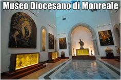 Museo Diocesano di Monreale - Palermo ITA by PMO Tourist Card - Palermo ITA, via Behance