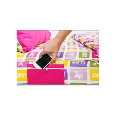 All-In-One Zippered Bedding for Kids!    Zipit BeddingTM is a brand...