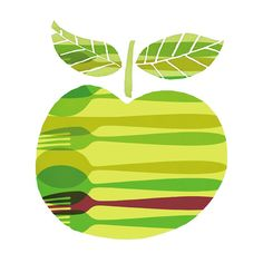 Apple.  Tracey English http://tracey-english.blogspot.co.uk
