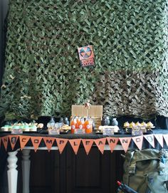 Sugarbliss: Call of Duty Black Ops Birthday party!