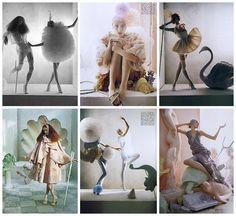 Ballet inspired.
