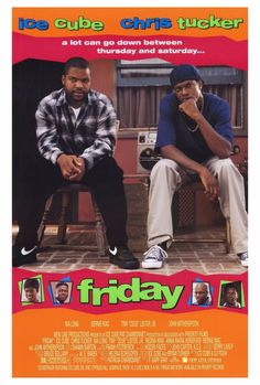 movies posters 1995 | Schofizzy's Movie Tally: Friday (1995)