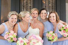 Floral Wedding, Wedding Bouquets, Wedding Flowers, Wedding Dresses, Bridesmaids And Groomsmen, Bridesmaid Dresses, Pink Bouquet, Wedding Flower Inspiration, Wedding Blog