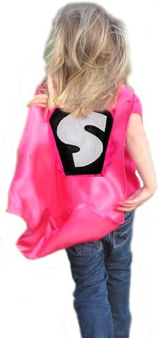 Personalized Super Hero Cape!