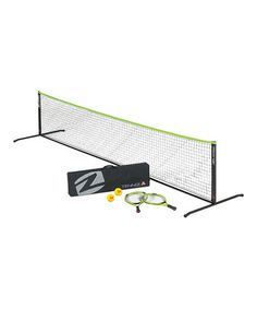 Look at this #zulilyfind! Tenniz Game Set #zulilyfinds
