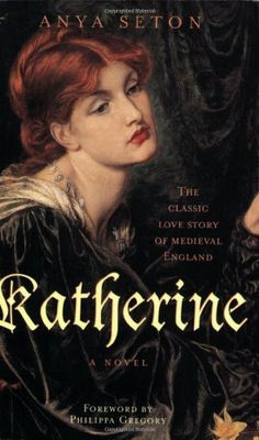 Katherine (Rediscovered Classics) by Anya Seton. $10.85. Series - Rediscovered Classics. Author: Anya Seton. Publication: May 1, 2004. Publisher: Chicago Review Press (May 1, 2004). Save 32%!