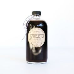 Organic Elderberry Syrup with FREE Drip-free Spout - Jessica's Pins! Natural Remedies For Allergies, Allergy Remedies, Elderberry Syrup, Local Honey, Seasonal Allergies, Coffee Bottle, Flask, Berries, Perfume Bottles