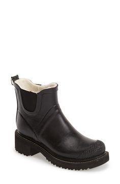 Hornbaek 'RUB 47' Short Waterproof Rain Boot