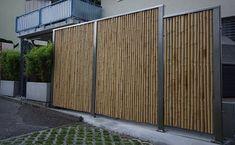 Rattan Fencing Bamboo fence, Backyard fences
