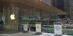 #Tecnología - Tienda de Apple en Chicago tiene varios problemas serios