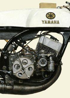 1964-65 YAMAHA RD56 - Seevert Works online