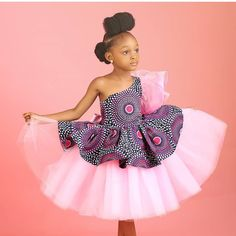Ankara styles are one of the best common African clothing trends for both men and women of all ages, which it is not that surprising that Ankara Baby African Clothes, African Dresses For Kids, African Children, Latest African Fashion Dresses, African Print Dresses, African Print Fashion, African Babies, Africa Fashion, African Prints