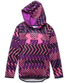 http://www.newtrendsclothing.com/category/under-armour/ Under Armour Girls' Logo Hoodie