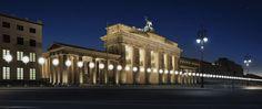 """Mauerfall 2014 – """"Lichtgrenze"""" zum 25.Jubiläum in Berlin: Lichtgrenze"""