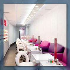 Essie Launches First Flagship Nail Salon
