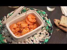 Langostinos al ajillo en el estuche de vapor de Lékué Cooking Time, Nom Nom, Food And Drink, Dinner, Breakfast, Recipes, Drinks, Garlic Prawns, Fast Recipes