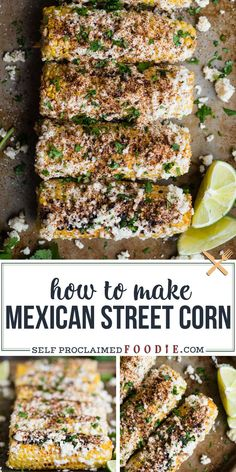 Elote, also known as Mexican Street Corn, is a mouthwatering recipe that combines grilled corn that's covered in sauce and topped with cheese and spices. #mexicanstreetcorn #elote #grilled #easy #howtomake