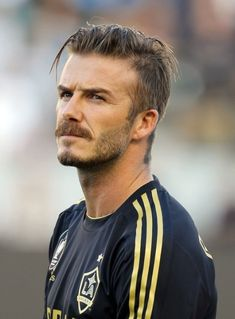 David Beckham Hair Styles 2013 - Haircuts for Men