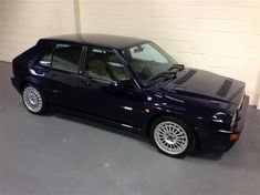 1994 M LANCIA DELTA HF INTEGRALE EVOLUTION 2 Original Blue