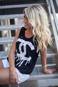 Dripping COCO Muscle Tee