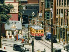 HO railroads