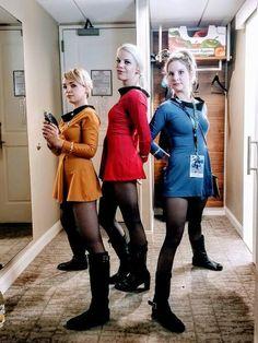 Sexy Trek Cosplay