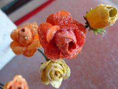 ScrapSonhos: Tutorial - Mini rosas