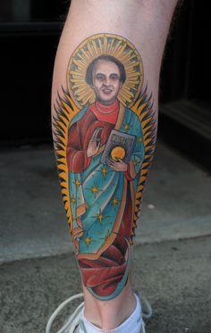 Carl Sagan, Cosmos, Tattoo