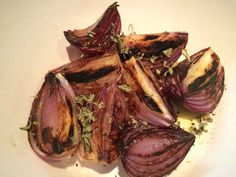 Cipolle arrostite BBQ #onionsbbq #cipollearrostite Eggplant, Latte, Steak, Bbq, Vegetables, Food, Barbecue, Barrel Smoker, Essen