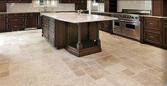Stone Tile Flooring | Residential Remodeling Commercial Remodeling Residential Additions ...