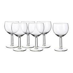 Glasses, wine glasses, pitchers and carafes - Wide range of drinking glasses