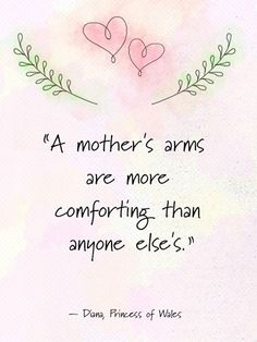 One of our favorite Mother's Day quotes!